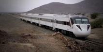 Dans le Soudan pauvre et poussiéreux un train moderne fait sensation
