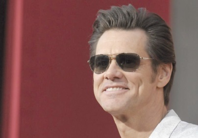 Les grands-parents les plus cool d'Hollywood : Jim Carrey