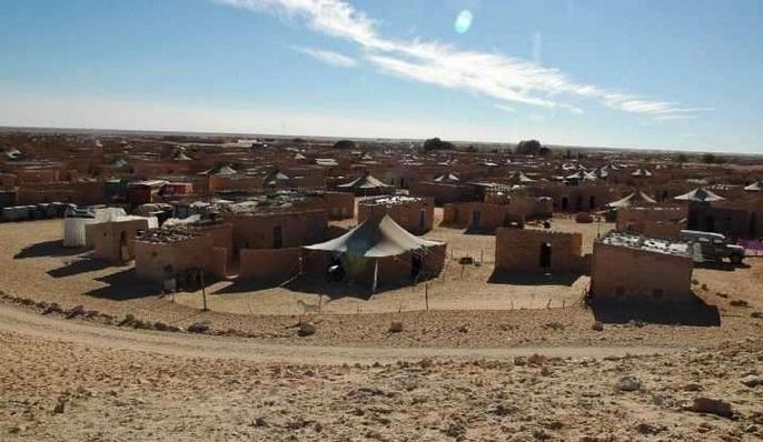 Manifestation devant le siège du Polisario pour dénoncer la répression et la gabegie