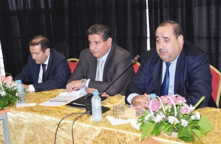 Le ministre de l'Agriculture et de la Pêche maritime invité des Groupes socialistes au Parlement