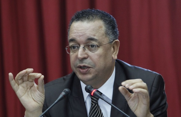 Lahcen Haddad officiellement candidat à la succession de Mohand Laenser