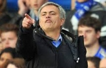 Mourinho condamné  à 10.000 livres d'amende