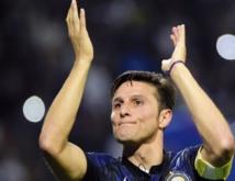 Ovation pour le dernier match de Javier Zanetti à San Siro