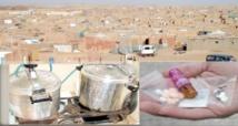 Le trafic de drogue et d'alcool fait des ravages dans les camps de Tindouf