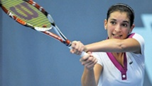 Sarah Moundir : «Tout joueur de tennis ne doit pas mettre tous les œufs dans un même panier. Il faut aussi faire une école ou des études»