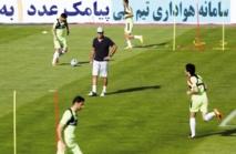 Les Iraniens ont un problème de maillot