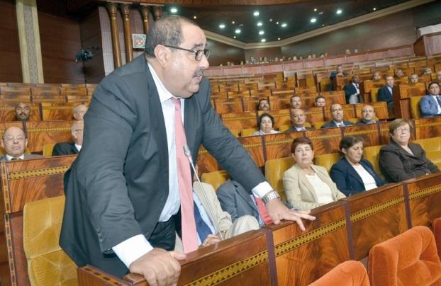 Driss Lachguar dénonce l'attitude du gouvernement envers l'institution parlementaire