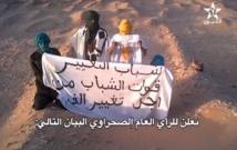 Les jeunes révoltés de Tindouf menacent de recourir aux armes