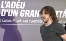Les adieux du Barça à Carles Puyol