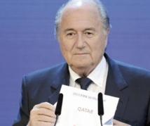 Blatter estime que le Mondial au Qatar était une erreur