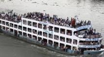 Naufrage d'un ferry au Bangladesh