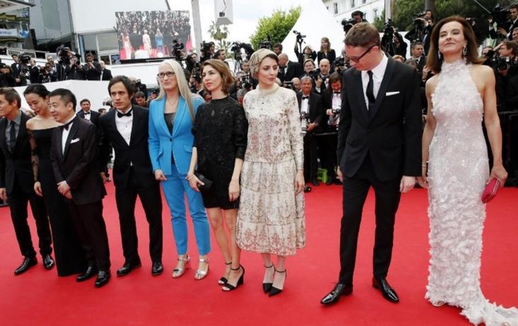 Cannes, c'est parti pour le 67e festival de cinéma