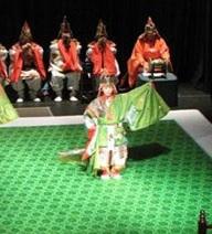 Musique et danse de la Cour impériale du Japon