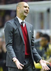 La coupe pour le Bayern