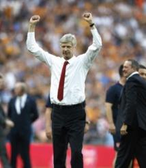 Wenger: Le titre d'Arsenal est une base pour construire