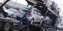 Les exportations automobiles devancent celles du textile et cuir et des phosphates et dérivés