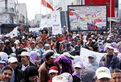 L'UGTM menace d'aller vers la grève générale