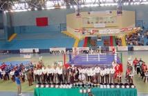 Domination marocaine au Championnat arabe de kick-boxing