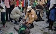 Bain de sang  au Mali