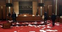 Un groupe armé attaque le Parlement  libyen et réclame sa suspension