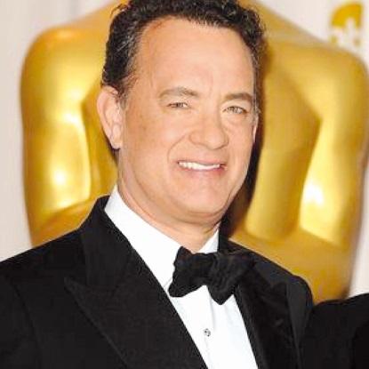 Les grands-parents les plus cool d'Hollywood : Tom Hanks