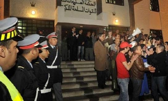 La réforme du tribunal militaire atterrit au Parlement
