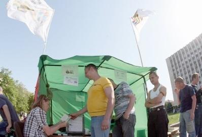 Moscou temporise avant  les élections du 25 mai