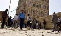 Combats entre soldats  et rebelles chiites au Yémen
