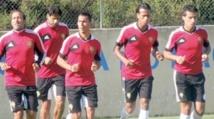 Début du stage de préparation du Onze national au Portugal