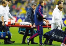 Les blessures, la part sombre du football