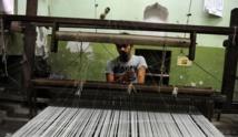La survie des tisserands de soie indiens ne tient qu'à un fil