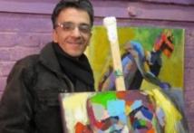 L'artiste plasticien Mohamed Sarhani expose à Marrakech