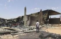 Explosions et fusillades à Tripoli