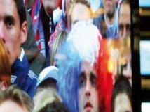 Fan de foot pendant le Mondial, une occupation dangereuse