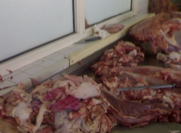 D'importantes saisies de viande avariée à Casablanca