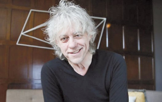 Les grands-parents les plus cool d'Hollywood : Bob Geldof