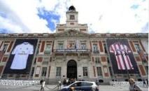 Madrid, une ville divisée  pour le choc au sommet