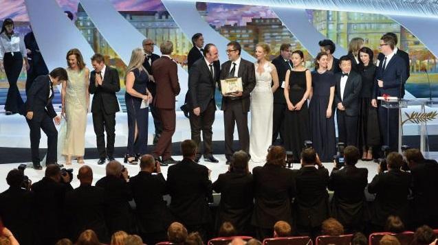 Clôture en beauté du Festival de Cannes