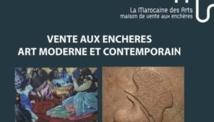 La Marocaine des arts organise une nouvelle vente aux enchères