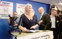 Victoire du Front national aux élections européennes