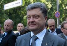 Le nouveau président de l'Ukraine précise ses priorités