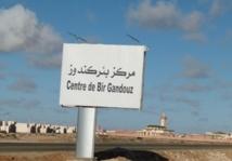 Organisation de  la commercialisation de  la crevette à Bir Guendouz