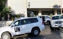 Des membres de la mission d'enquête de l'OAIC enlevés en Syrie