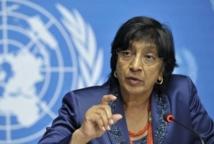 La Haut-commissaire aux droits de l'Homme au Maroc