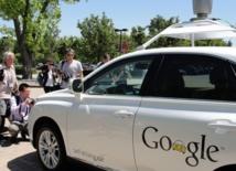 Les voitures sans conducteur de Google bientôt au coin de la rue