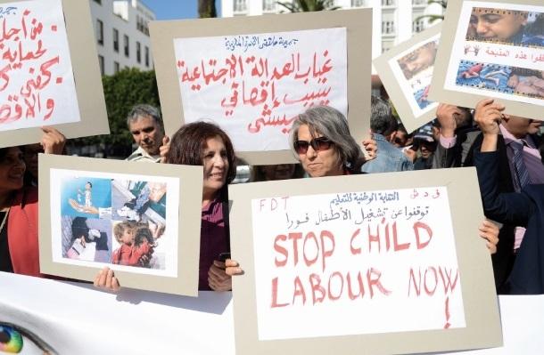 La protection de l'enfance, une priorité nationale