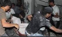 Près de 2.000  civils tués en  5 mois en Syrie