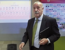Del Bosque s'attend à un Mondial parfait