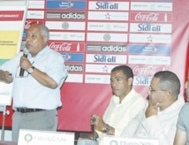Mhamed Fakhir : L'objectif  est d'atteindre les phases  finales du CHAN 2016 et 2018