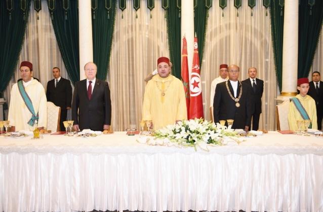 S.M Mohammed VI appelle à l'édification d'un Maghreb fort et uni